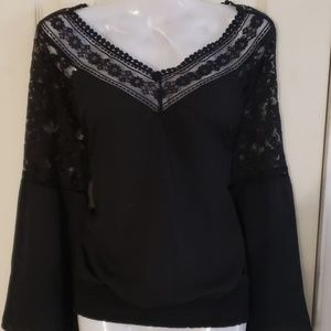 Ny&Co blouse with lace